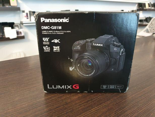 Panasonic LUMIX DMC-G81M + 12-60 mm