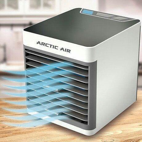 Мобильный кондиционер ARCTIC Air ULTRA, домашний, настольный охладител