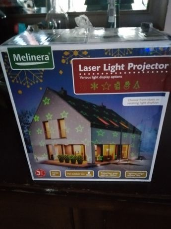 Projektor świątecznych