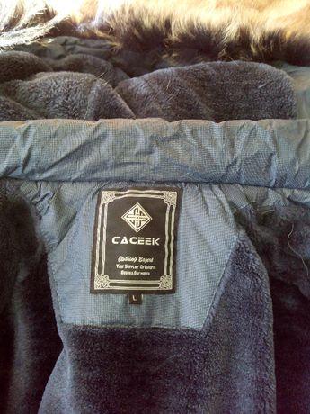 Куртка зимняя очень теплая фирмы Caceek