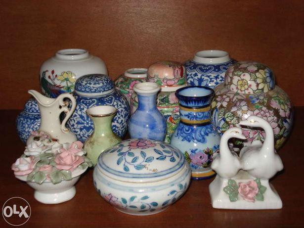Peças Cerâmicas Decorativas
