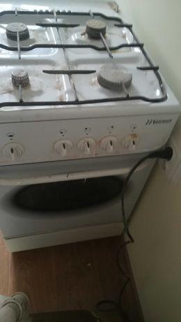 Lodówka+kuchenka gazowa