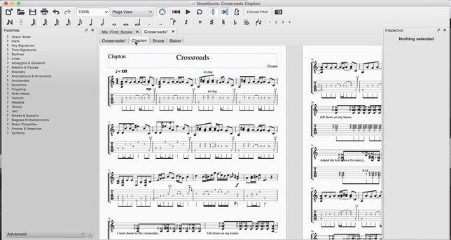 Делаю оркестровки, инструментовки, перепись нот в программу.