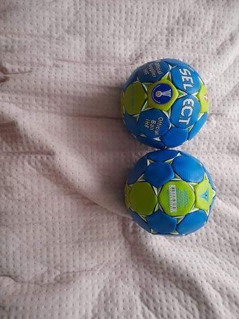 Piłka do piłki ręcznej Select Solera Liliput 1 niebiesko- zielona