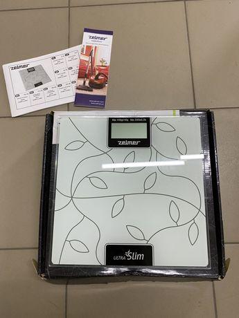 Весы напольные ZELMER