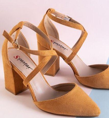Продам туфлі-босоніжки, 39 розмір