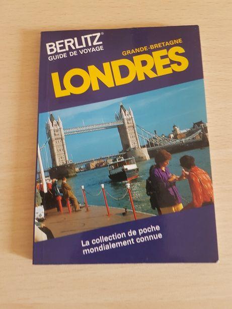 London mini przewodnik w języku francuskim.