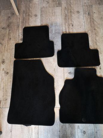 Oryginalne dywaniki do Renault Megan