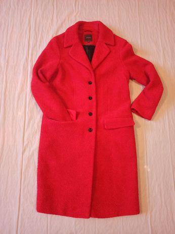 Пальто красное шерсть Outwear next 8