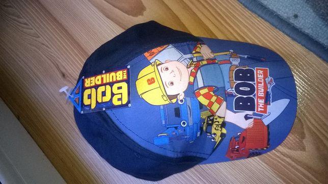 czapka z daszkiem Bob Budowniczy nowa NA prezent