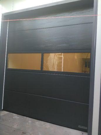 Brama Hormann Garażowa 3000 x 3000 , Ral 7016 , Antracyt , Lpu 42