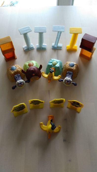 Angry Birds McDonalds + Superzings