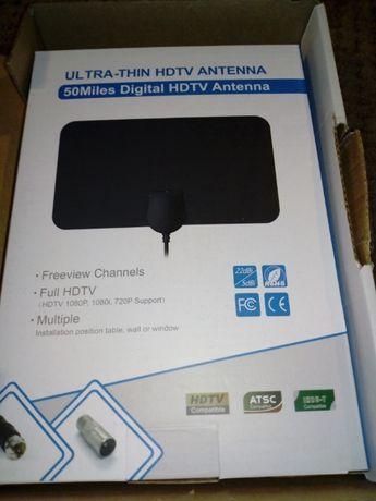 Antena telewizyjna full HD bez wzmacniacza CoolMango