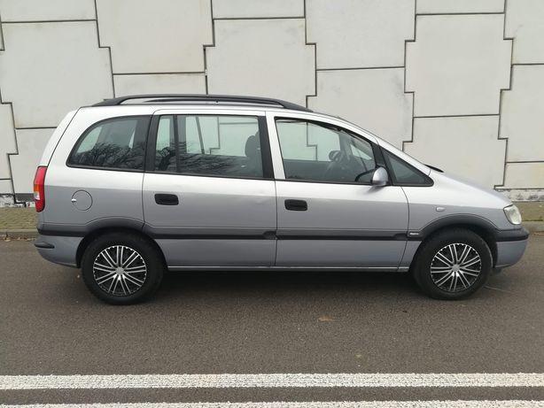 Opel zafira 2003 klima 1.8 bez korozji z Niemiec