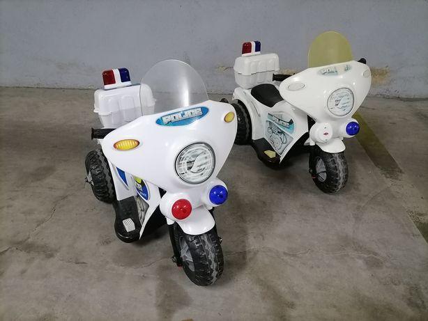 2 motas eléctricas 6V
