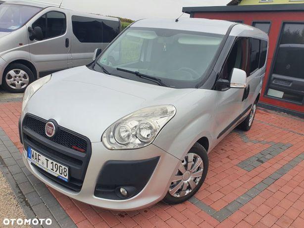 Fiat Doblo Doblo 2.0jtd 135km 5 Osób Klima Z Niemiec Opłacone