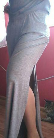 Nowa Długa letnia spódnica S