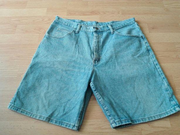 Wrangler jeans spodenki dzinsowe