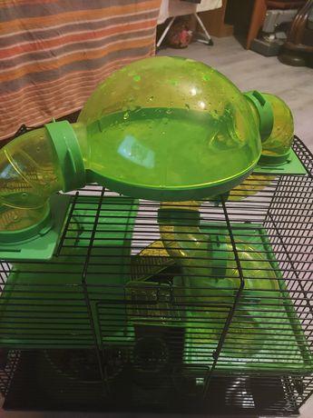 Klatka dla chomika lub myszki