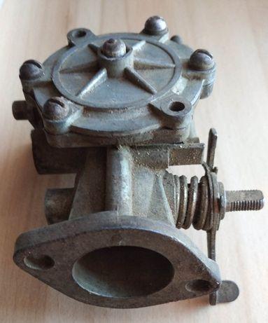 Карбюратор пускового двигателя ЦАМ 4