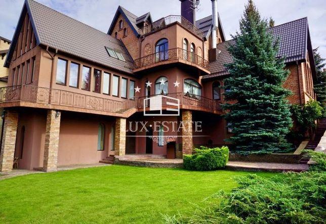 Продам элитный дом в престижном коттеджном районе Шатиловка