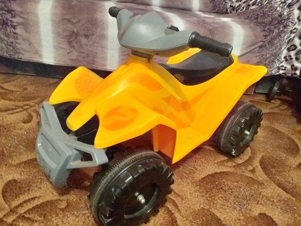 Квадроцикл дитячий