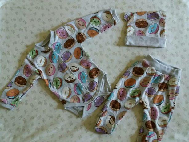 Комплект для новорождённого (1-3 мес)