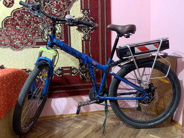 Електровелосипед складний 500W 48V 16Ah