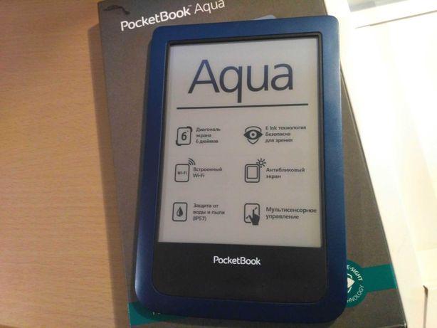 Pocketbook 640 Aqua. захист від води