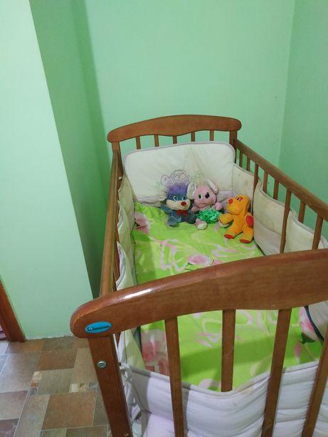 "Кроватка детская ""Наталка"""
