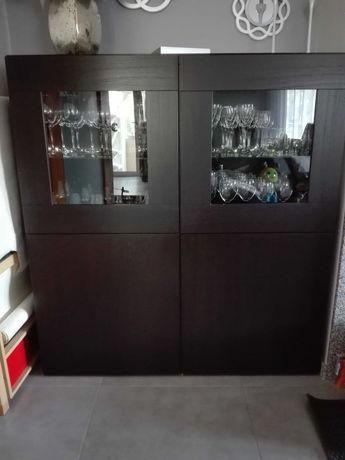 móvel de sala preto