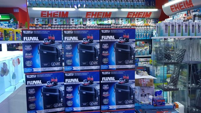 Filtro para aquario novo Fluval 307