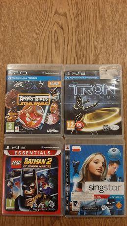 Gry na PS 3, 25zł za sztukę