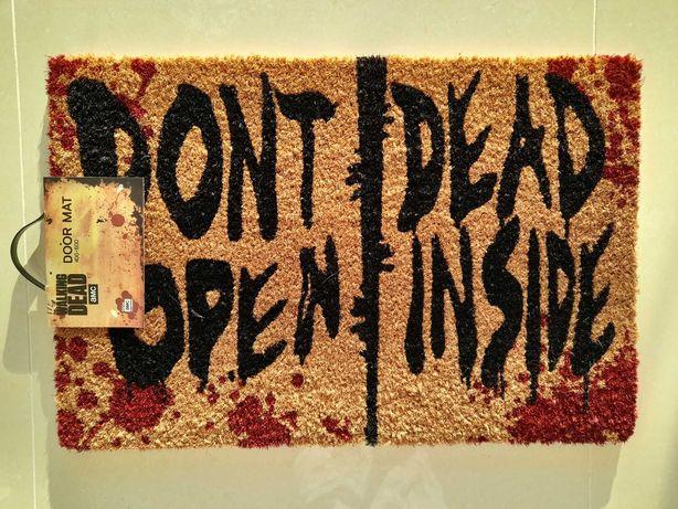 Tapete de entrada The Walking Dead