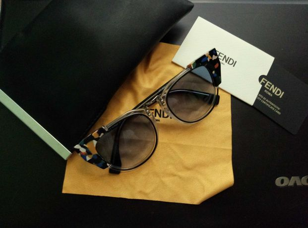 Брендовые очки fendi ,marc jacobs ,michael kors оригинал, документы