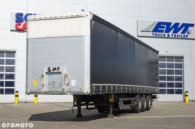 Schmitz Cargobull Scs Eb - Firanka  Oś Podnoszona, Paleciara