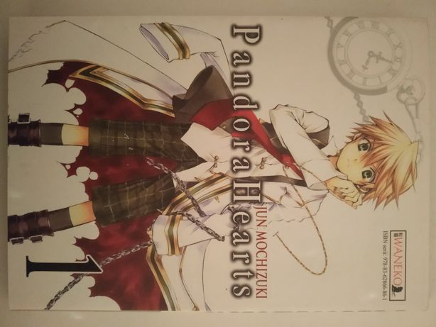 Manga Pandora hearts