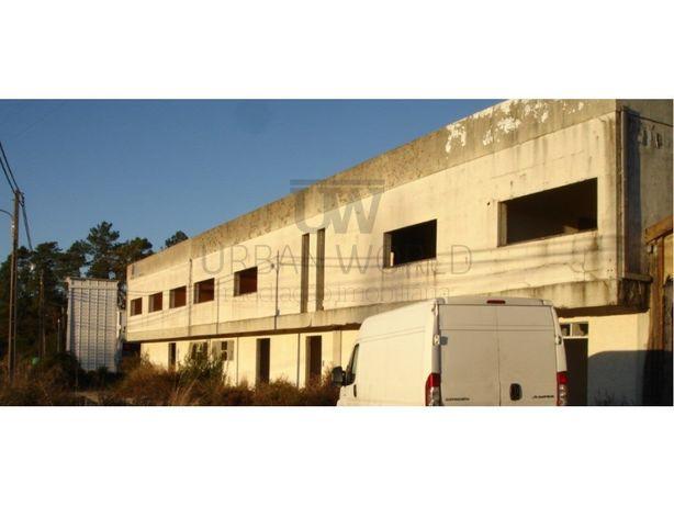 Armazém Industrial, Alcobaça, Leiria, 4.707m2