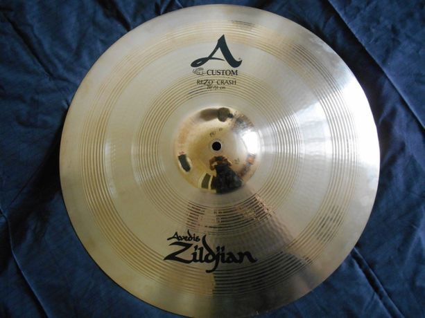 Zildjian A custom REZO crash 20
