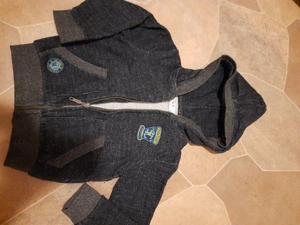 ciepła bluza z kapturem, rozm 104, firmy 51015