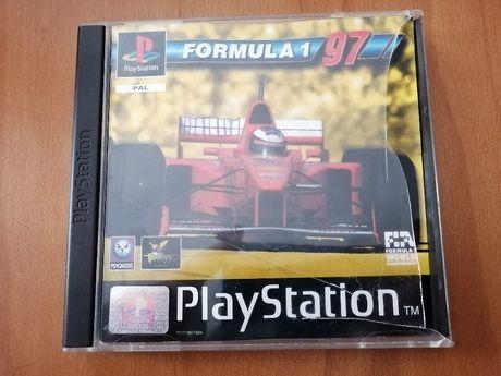 PS1 Formula 1 97 Playstation