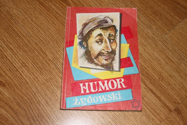 ksiązka humor żydowski