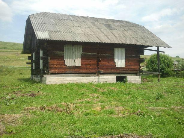 Будинок, дача в Карпатах, незавершене будівництво в смт Бориня