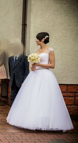 Suknia ślubna Princessa 38