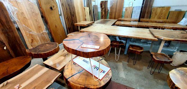 Стол журнальный, кофейный из натурального дерева.Новогодняя скидка-19%