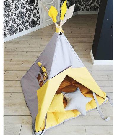 Вігвам, палатка