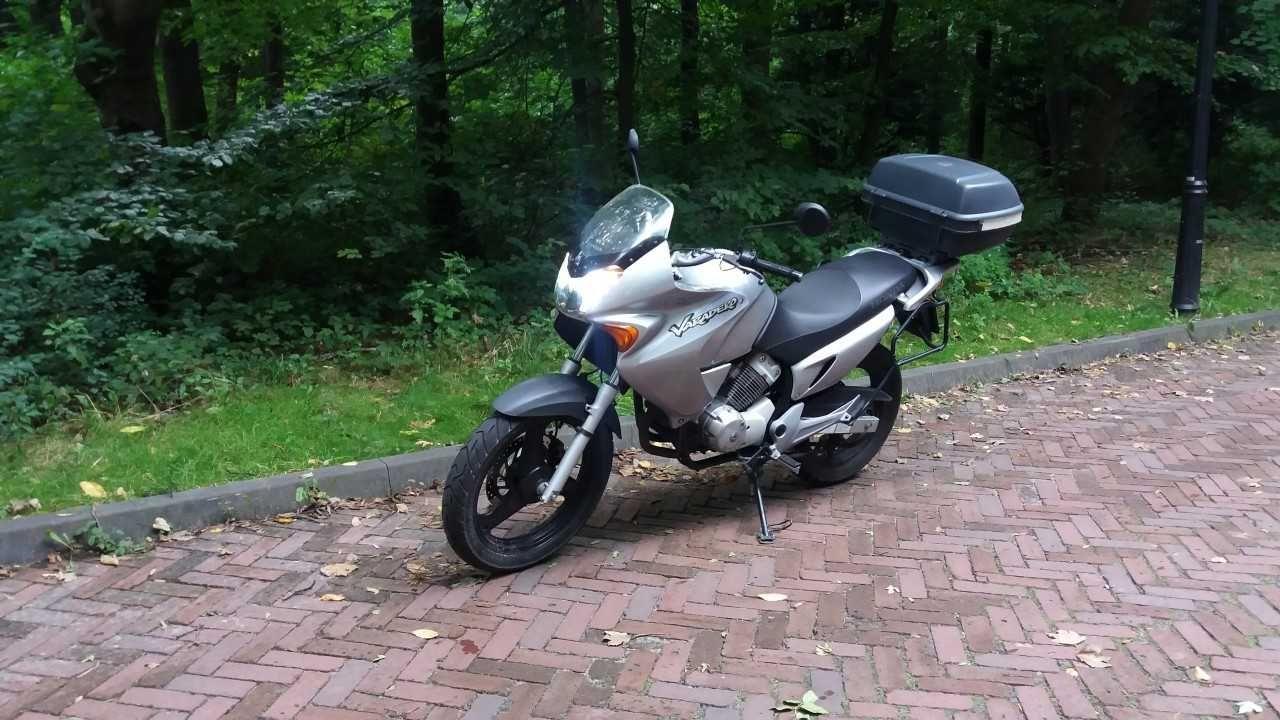 Honda Varadero 125 - od motocyklisty