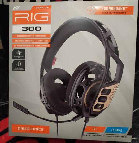 Plantronics RIG 300 (PC, Xbox, PlayStation) gwarancja