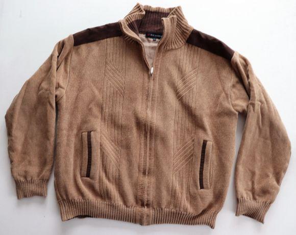 Ciepły zimowy sweter Rick Armand XXL w bardzo dobrym stanie