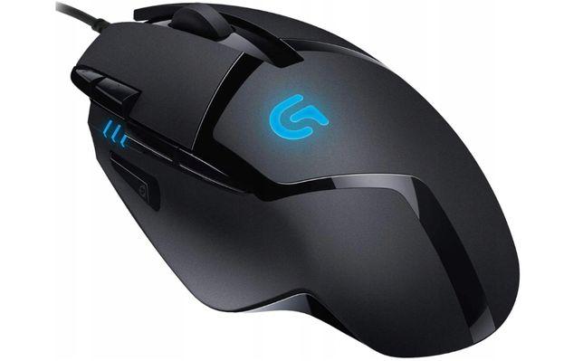 Mysz Gamingowa LOGITECH hyperion fury G402 GAMING E-SPORT